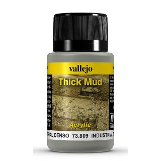 Weathering Effects - Thick Mud Industrial, 40ml