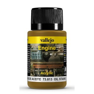 Weathering Effects - Engine Oil Stains, 40ml