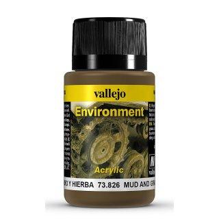 Weathering Effects - Mud & Grass, 40ml