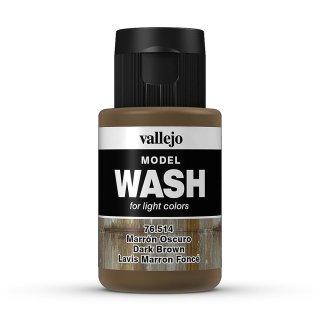 Wash Dark Brown 35ml