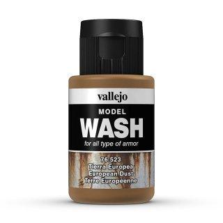Wash european dust 35ml