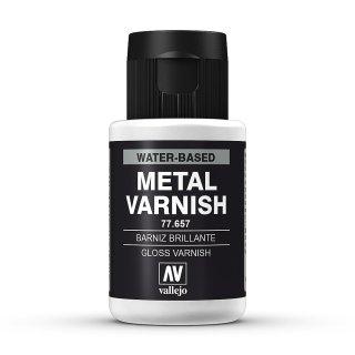 Metal Color Gloss Varnsih, 32ml