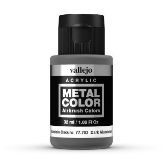 Metal Color 703 - Dark Aluminium, 32ml