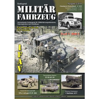 Militär-Fahrzeug Magazin 02/2011