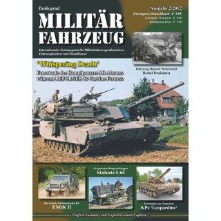 Militär-Fahrzeug Magazin 02/2012