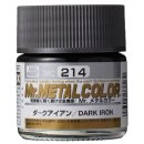 Mr.Metal Color Eisen-poliert , 10ml