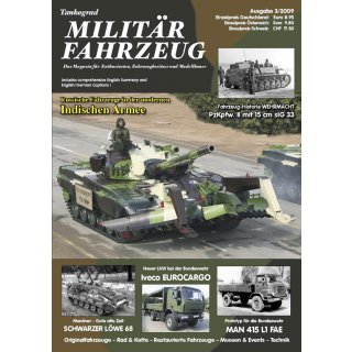 Militär-Fahrzeug Magazin 03/2009