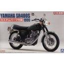 1:12 Yamaha SR400S Model 1995 & Cutom Parts
