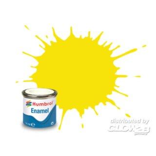 099 Zitronengelb, Matt , 14 ml