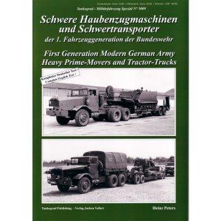 Militärfahrzeug Spezial n°5009