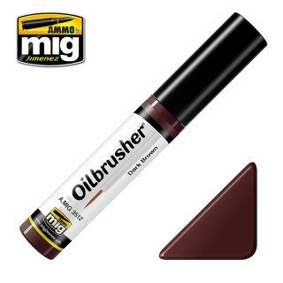 Oilbrusher Dark Brown , (10ml)