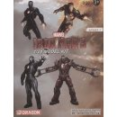 """1:24 Iron Man 3 - MARK35 """"Red Snapper Armour"""""""