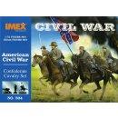1:72 Confederate Cavalry Set