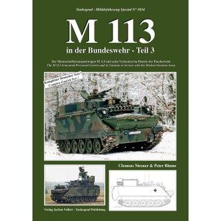 Militärfahrzeug Spezial n°5034