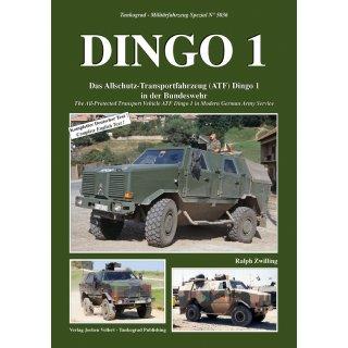 Militärfahrzeug Spezial n°5036