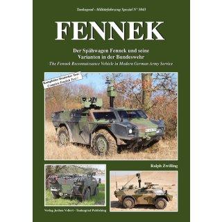 Militärfahrzeug Spezial n°5043