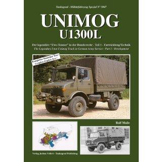 Militärfahrzeug Spezial n°5047