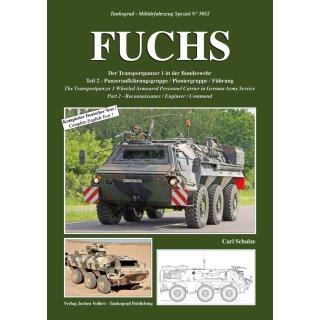 Militärfahrzeug Spezial n°5052
