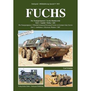 Militärfahrzeug Spezial n°5053