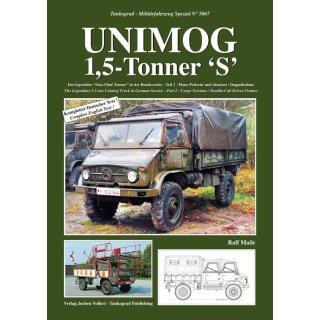 Militärfahrzeug Spezial n°5067
