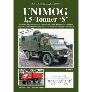Militärfahrzeug Spezial n°5068