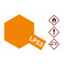 LP-50 Klar Orange glänzend 10ml