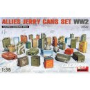 1:35 Allies Jerry Cans Set WW2