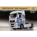 1:24 MAN TGX XXL Wolf Transporte