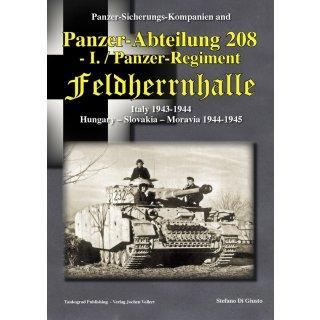Panzer-Abteilung 208 - I./Panzer-Regiment  Feldherrenhalle