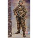 1:16 Figur Dt. Infant.Soldat Winter