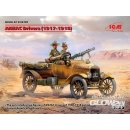 1:35 ANZAC Drivers (1917-1918)(2 figures)