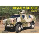 Fast Track 12 Dingo 2 GE A3.3 PatSi