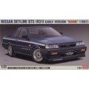 1:24 Nissan Skyline GTS (R31) Early Version NISMO 1987