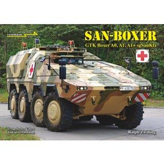 Fast Track 16 SAN-Boxer
