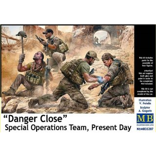 Danger Close. Special Operations Team, Present Day