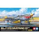 1:32 North American P-51D Mustang Korean War