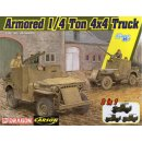1:35 Armoured 1/4 Ton 4x4 Truck