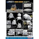 "1:72 Apollo 11 ""Lunar Landing"" CSM Columbia & LM Eagle"