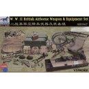 1:35 British Airborne Weapon &Equipment Set WW2