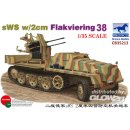 1:35 sWS w/2cm Flakvierling 38