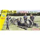 1:35 2cm Flak 38 mit Sd.Ah.51 & Flak Crew