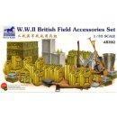 1:35 British Field Accessoris Set WW2