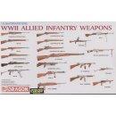 1:35 Allied Infantry Weapons WW2