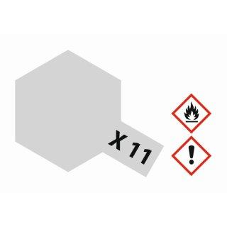 X-11 CHROM SILBER glänzend 23 ml
