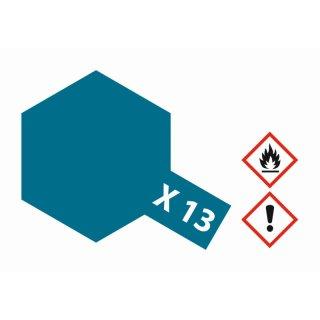 X-13 METALLIC-BLAU glänzend 23 ml