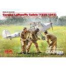 1:32 German Luftwaffe Cadets(1939-1945)(3Figuren