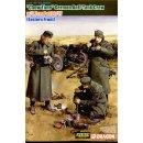 1:35 Chow Time German Anti Tank Crew & 3,7cm Pak36/37