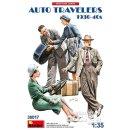 1:35 Auto Travelers 1930-40s