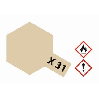 X-31 Titanium Gold glänzend 23ml