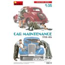 Car Maintenance 1930s - 1940s